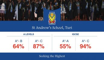 Excellent A Levels and GCSE REsults